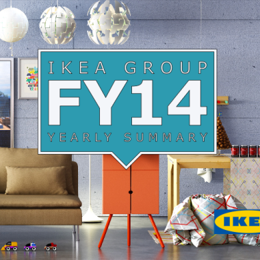 The IKEA Group Yearly Summary FY14